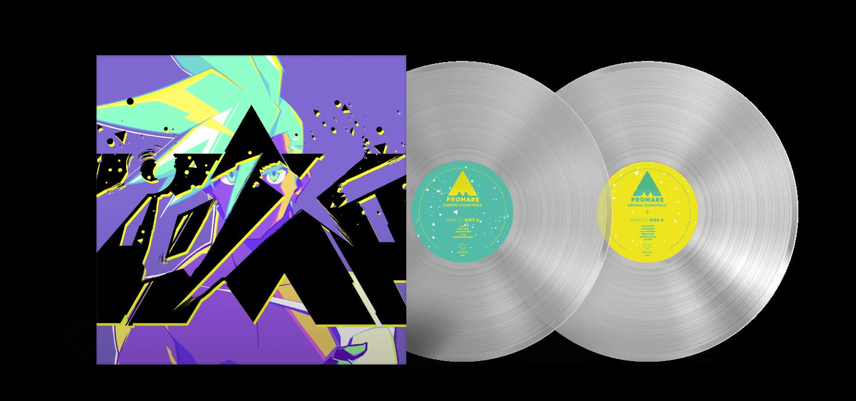 プロメア ORIGINAL SOUNDTRACK アナログレコード盤
